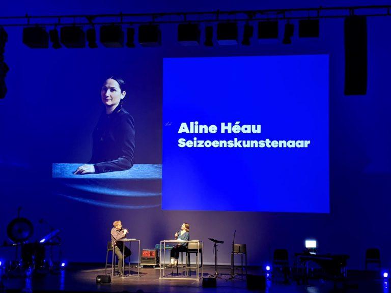 Exposition et présentation de mes travaux au Concertgebouw de Bruges